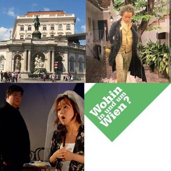 wohin in und um Wien