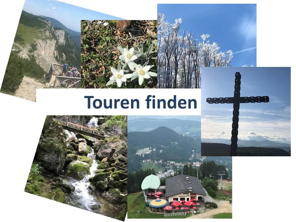 Titelfoto Touren