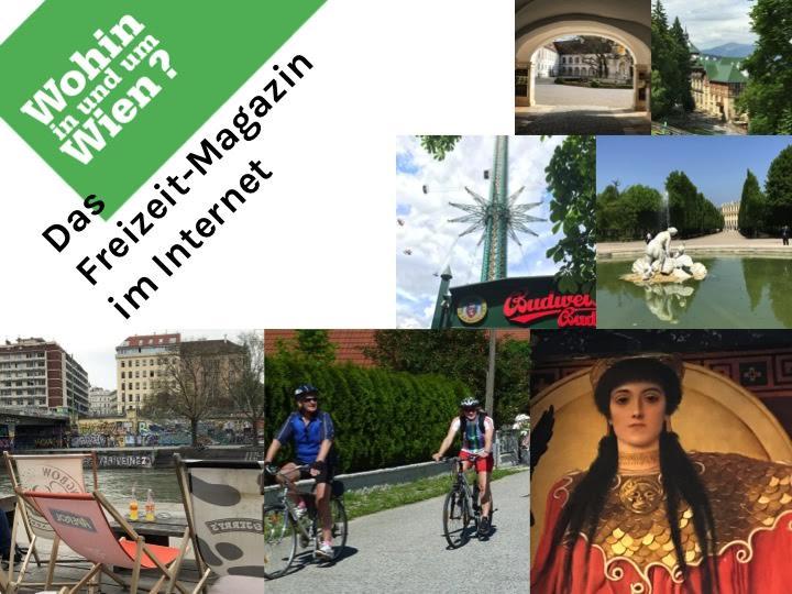 Freizeit-Magazin whin in und um Wien