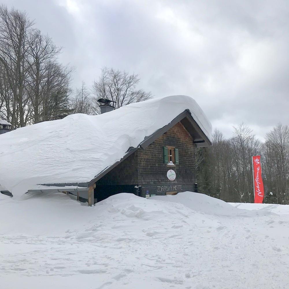 Zdarskyhütte St. Ägyd