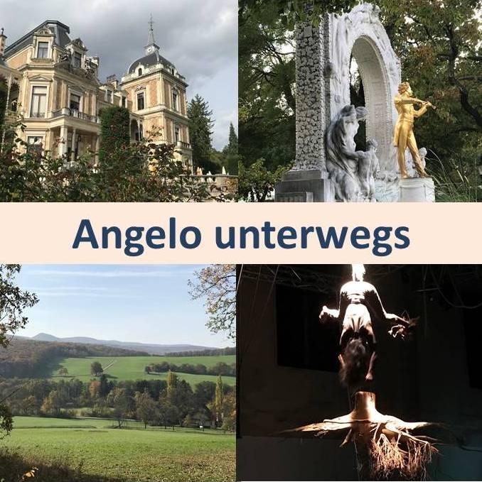 Angelo unterwegs
