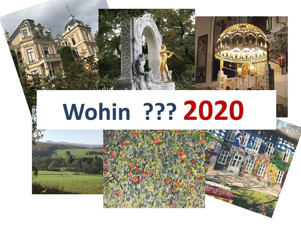 wohin 2020